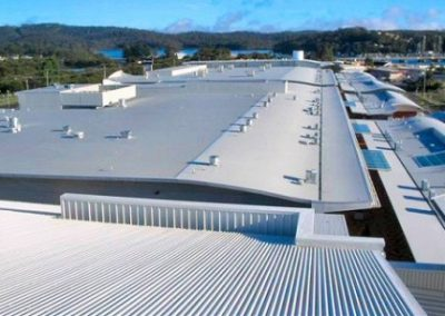 Metal Commercial Roofing Gwinnett